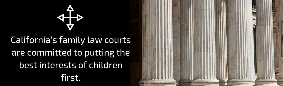 california family court