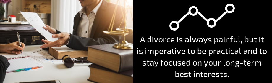 lawyers helping divorced persons